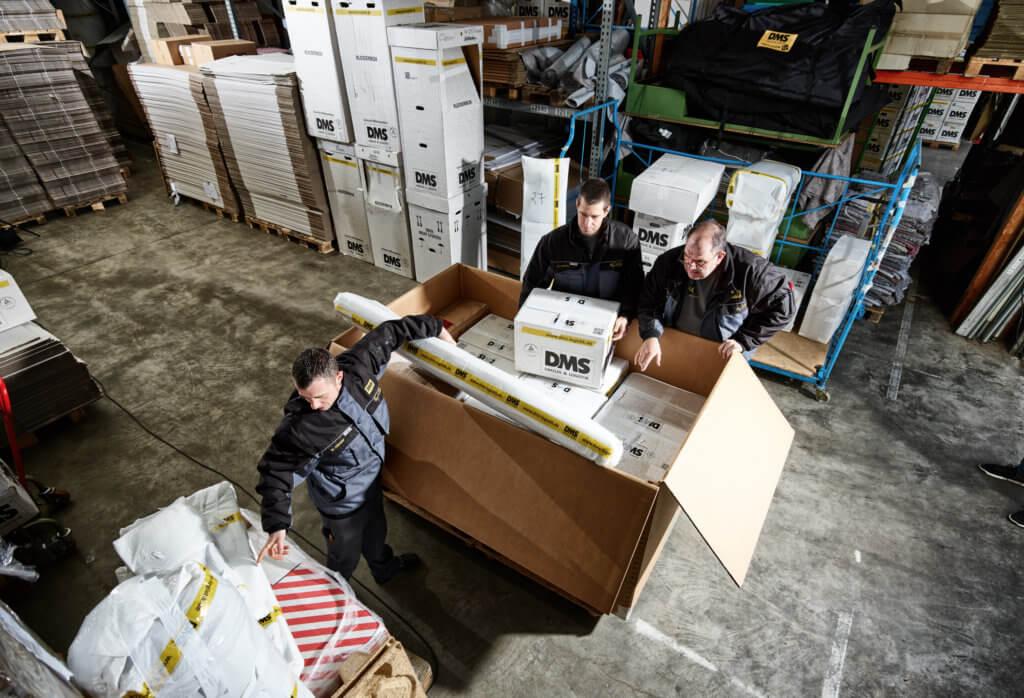 Ihr Firmenumzug mit den Logistik-Experten
